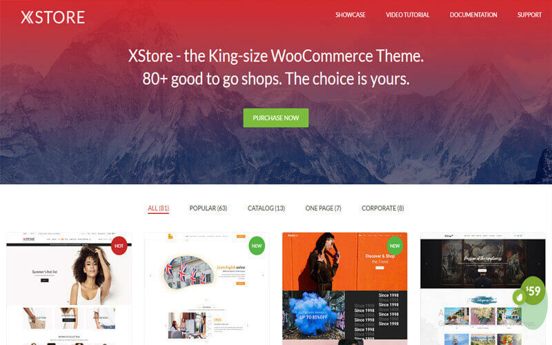 XStore Responsive Multi-Purpose WooCommerce WordPress Theme