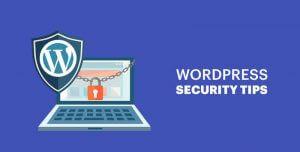 WordPress Security Important