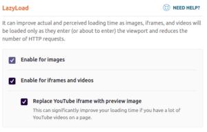 Lazy Load Youtube Vimeo Videos in WP Rocket Speed Up WordPress Website