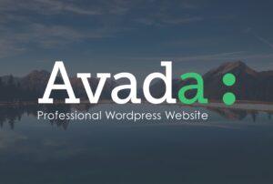 design professional-wordpress website in avada theme