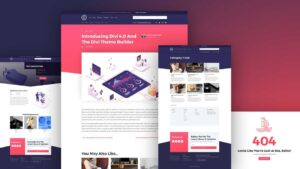 divi theme demo