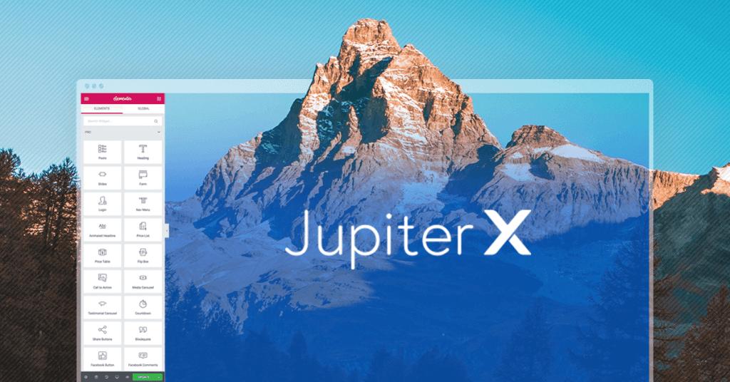 Jupiter Elementor Multi-Purpose Theme